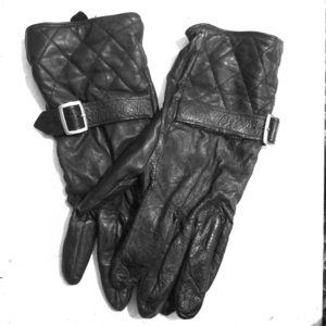 Ladies Leather Gloves S/M